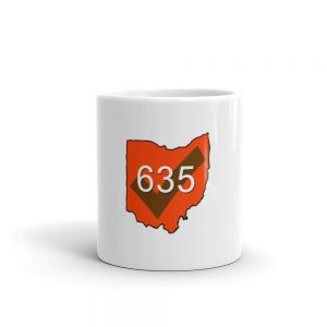 635 Days Coffee/Tea Mug
