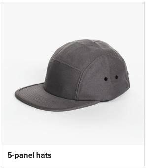 Hats-5Panel