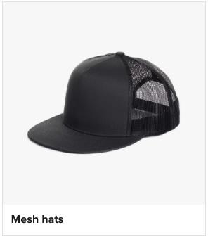 Hats-Mesh